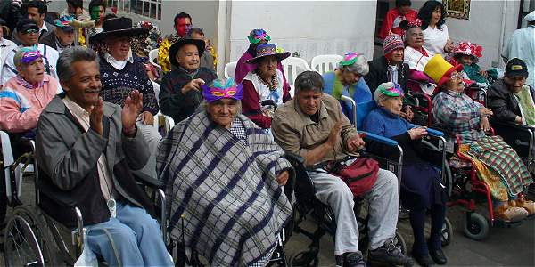 Las personas mayores de 60 años son el 12% de la población mundial, unos 868 millones.