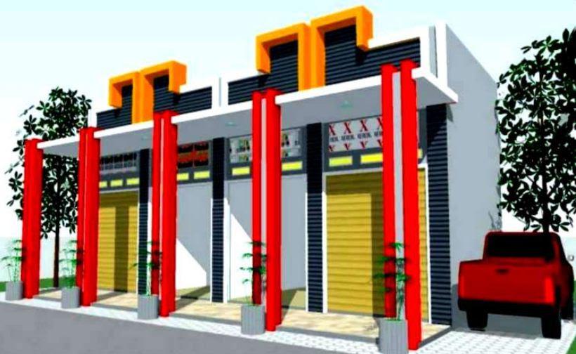 Desain Rumah Ruko Minimalis 1 Lantai desain rumah toko minimalis sederhana 1 lantai
