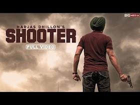 Shooter (Official Video) Harjas Dhillon   New Punjabi Songs 2020   Latest Punjabi Songs 2020