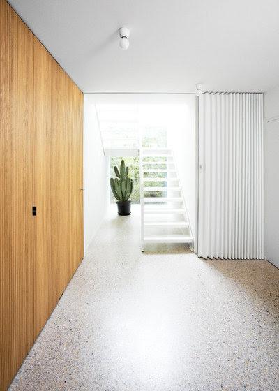 Moderno Hall y pasillo by ARTerior Design