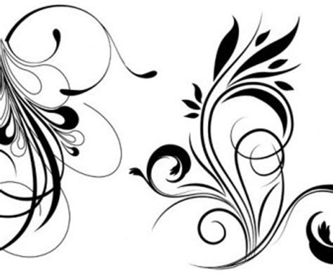 Free Floral Vector Flower   Ai, Svg, Eps Vector Free Download