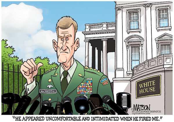 Cartoon by R.J. Matson