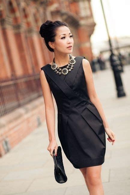 Classy dressed woman