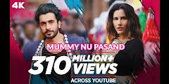 MUMMY NU PASAND LYRICS हिन्दी English - Jai Mummy Di | Sunanda Sharma