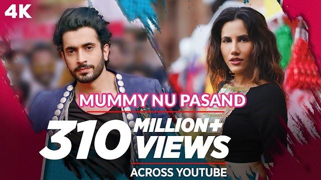 Meri Mummy nu pasand nhi tu - Sunanda Sharma | lyrics for romantic song