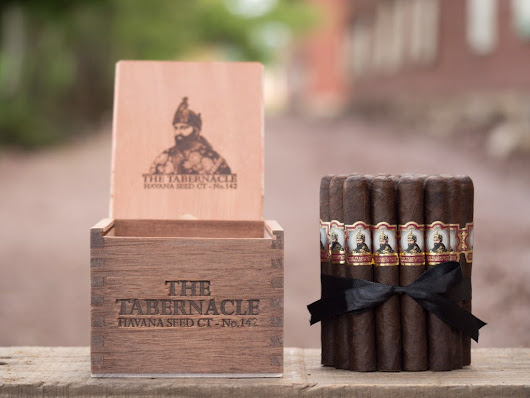 Foundation Ships The Tabernacle Havana Seed CT No. 142 - Cigar Dojo