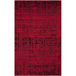 Safavieh Adirondack Red/Black 4 ft. x 6 ft. Area Rug