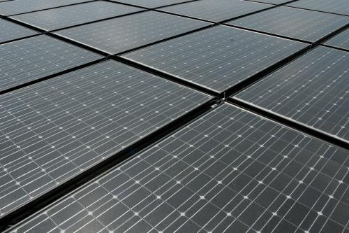 Solar cell efficiency could double with novel 'green' antenna