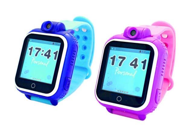 Bipy, el reloj para niños de Personal