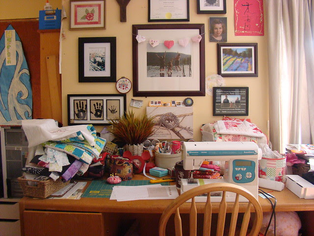 Where I sew
