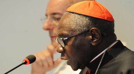 Cardinal Sarah: Reverent Liturgy Is Essential to Fighting the Culture of Death