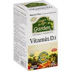 Natures Plus Source of Life Garden Vitamin D3, Vegan Capsules - 60 capsules