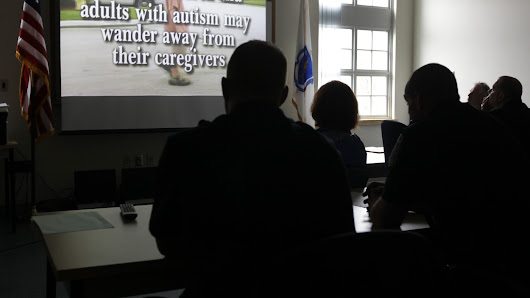 For Parents Of Young Black Men With Autism, Extra Fear About Police