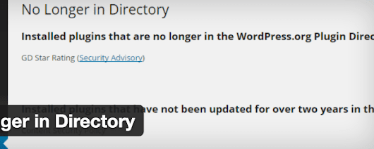 How to Check if Installed Plugins Are No Longer in the Plugin Directory – WordPress Tavern