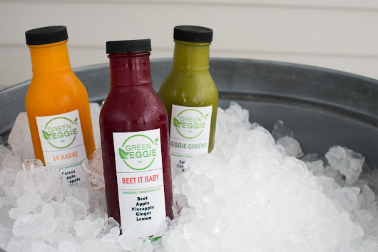 The New Souping Craze: Bridget Jawara and the Green Veggie Co.