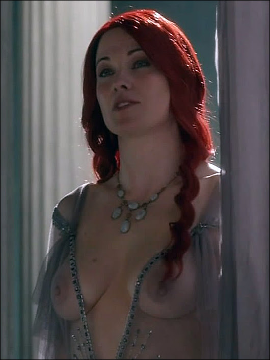 lucy lawless see through