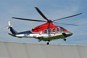 Feyenoord Helicopter entering the stadium