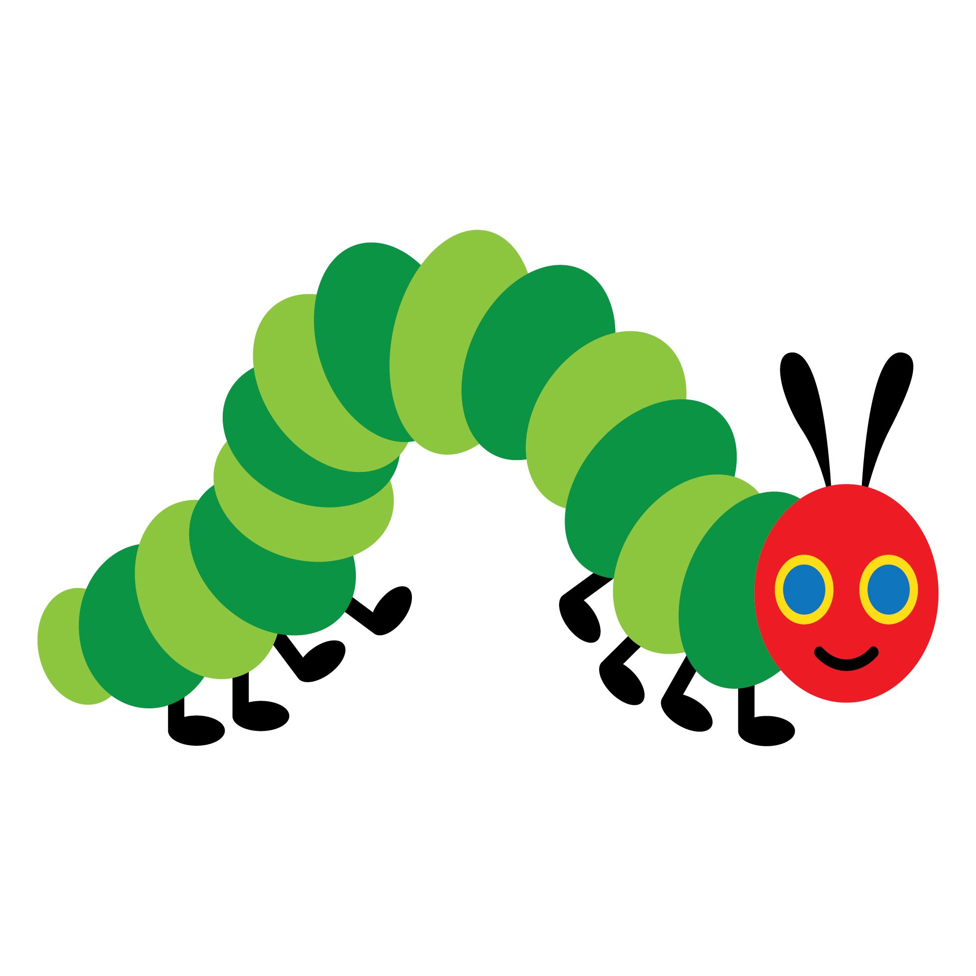 The Very Hungry Caterpillar Lovely Commotion