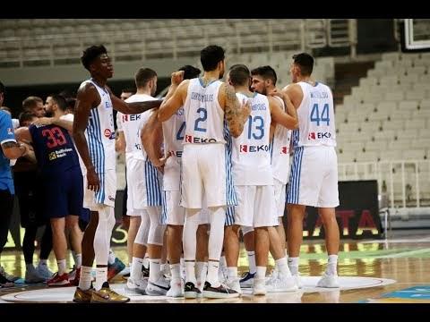 Εθνική Μπάσκετ: Αντίστροφη μέτρηση για το προολυμπιακό τουρνουά(vid.)
