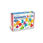 Learning Resources LER4331 View Thru Geometric Solids
