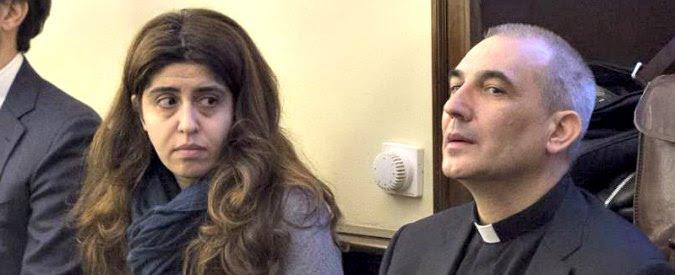 """Vatileaks, """"da Francesca Chaouqui ricatto alla famiglia Berlusconi"""""""