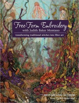 Free-Form Embroidery: Transforming Traditional Stitches into Fiber Art