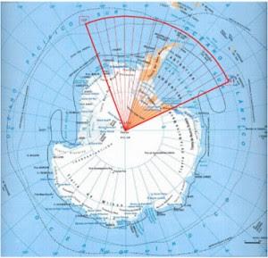 poarta misterioasa din Antarctica