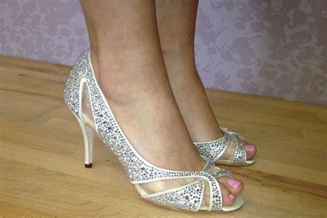 Best 25  Low heel wedding shoes ideas on Pinterest
