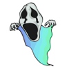 Sticker Market, Inc. - The Ghost Stickers artwork