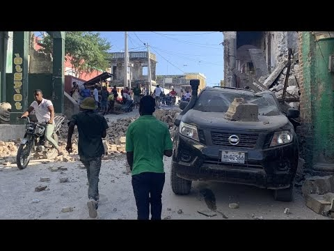Haiti Earthquake: 227 Dead, With Many Still Missing (Video)