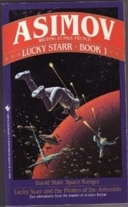 Lucky Starr, Book 1 - Isaac Asimov
