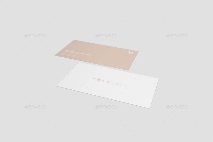 Rising Stars Print Mockups - Business Cards Mockups