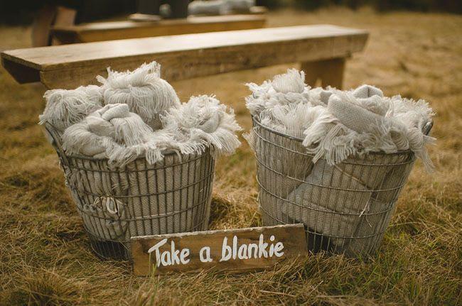 New Zealand Winter Wedding: Danelle + Dirk---late fall outdoor wedding idea?