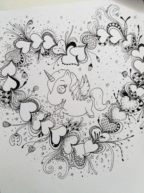 Let's paint now 😊... #art #homedecor #designdeinteriores #design #painting #arte #ink #drawing #design...