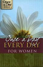 Once a Day, Every Day for Women [Book]