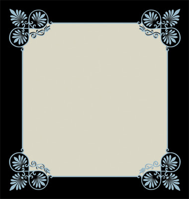 corner border clipart. hair Keywords: Borders, Clip Art, corner border clipart.