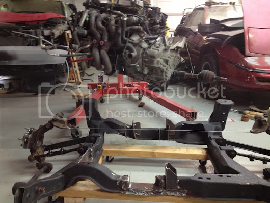 RWD mid-engine SVT Build - Ford Focus Forum, Ford Focus ST Forum, Ford Focus RS Forum