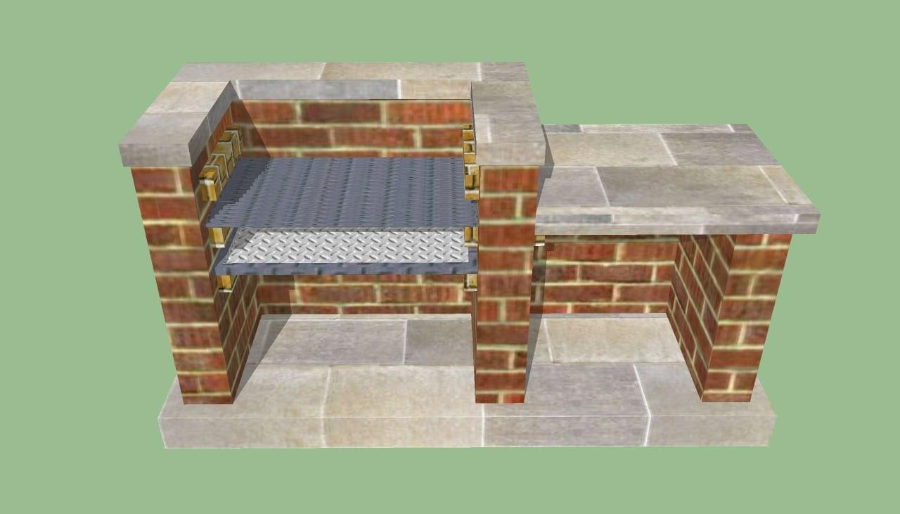 Detail Build wood fire brick pizza oven  radha plans idea