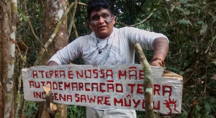 Imagem: Reprodução da Autodemarcação das terras Munduruku continua no Tapajós
