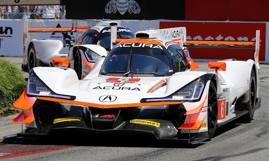 Acura DPi Program Battling Tough Competition – Sportscar365