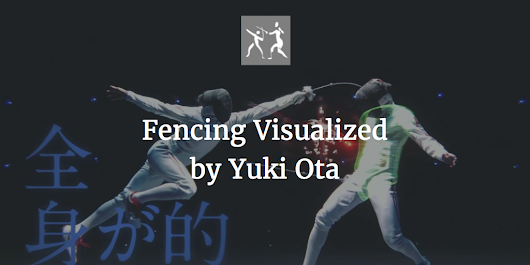 Fencing Visualized - New Video from Yuki Ota - Fencing.Net