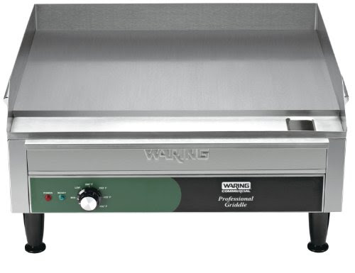 Ofphantombank Blogspot: Waring Commercial WGR240 240-volt Electric Countertop Griddle, 24-inch