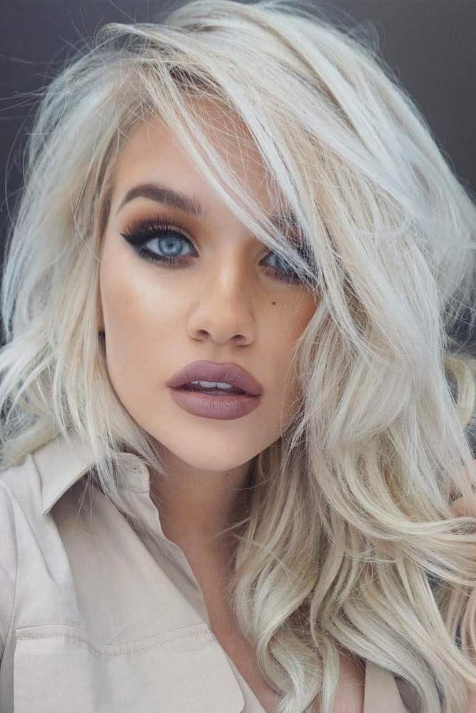 Hair Color 2017/ 2018 - Best Platinum Blonde Hair Colors ...
