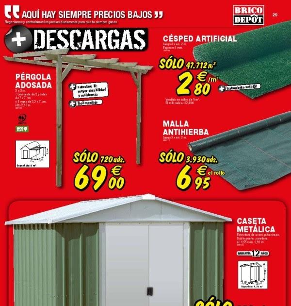 Casas de madera prefabricadas caseta exterior brico depot for Jardin de madera cobertizo brico depot