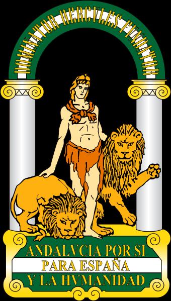 Archivo:Escudo de Andalucía (oficial2).svg