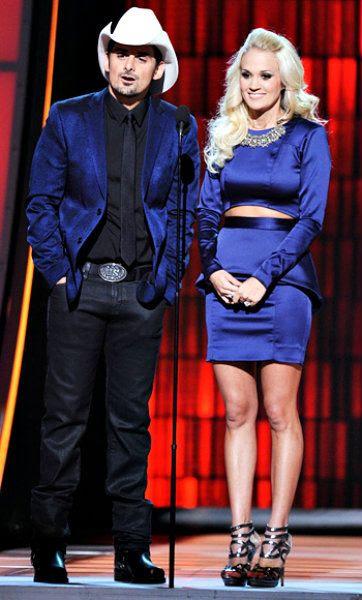 46th Annual CMA Awards - November 1, 2012, Carrie Underwood