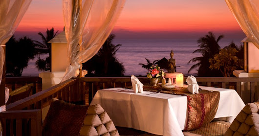 Where to Eat Phuket: Romantic Private Sunset Dinner at The Old Siam Thai Restaurant, Karon Beach