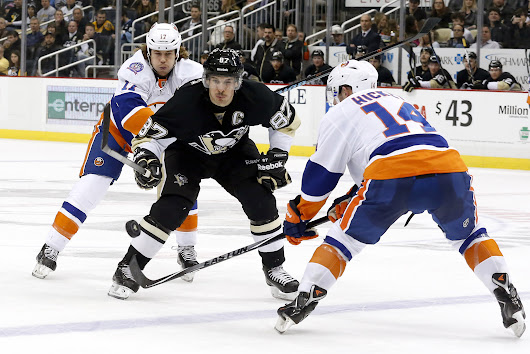 Islanders Will Try to Pace The Penguins Tonight in Pittsburgh -