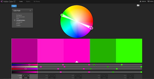 Don't Code Tired | 3 Tools for Choosing and Working with Color in Apps, Websites, and Print