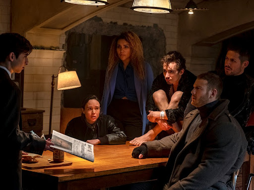 Avatar of Meet the cast of The Umbrella Academy on Netflix